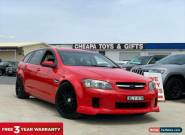 2008 Holden Commodore VE Omega Sportwagon 5dr Auto 4sp 3.6i [MY09] Red A Wagon for Sale